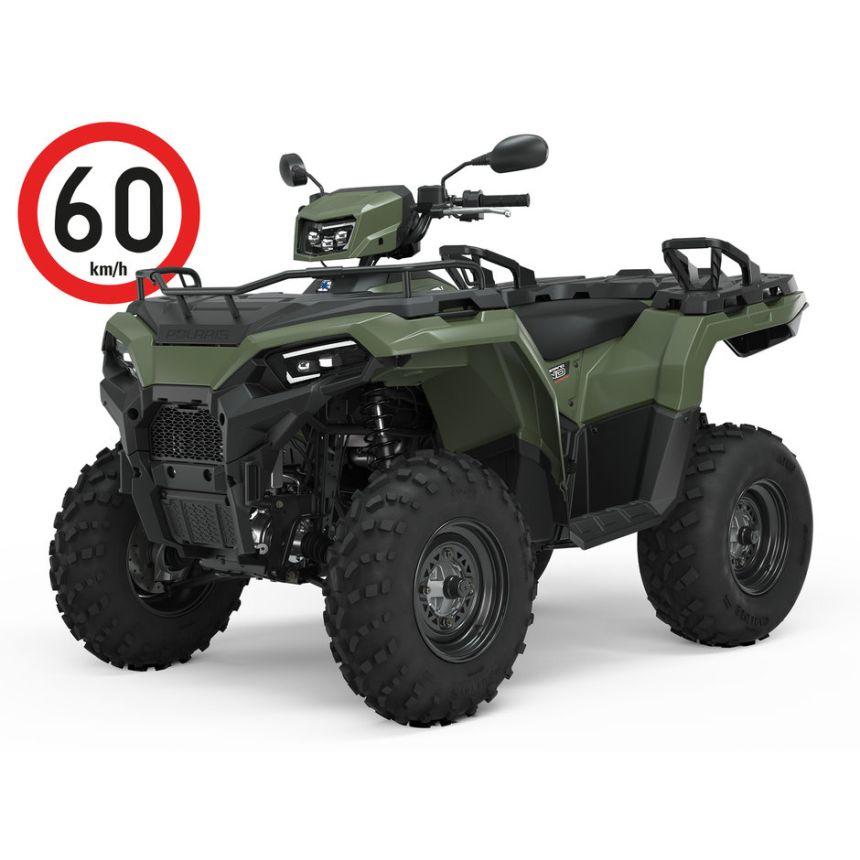 TRAKTORI POLARIS 570 EPS AGRI 60KM vihr