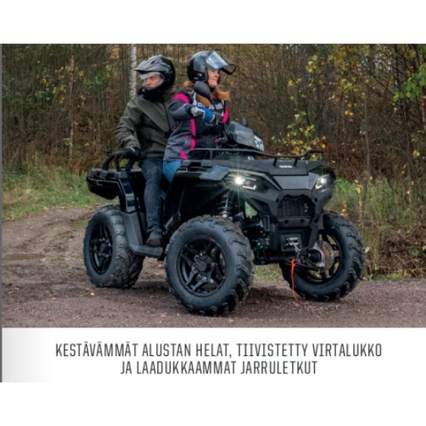 TRAKTORI POLARIS 570 EPS EFI 60km/h gree