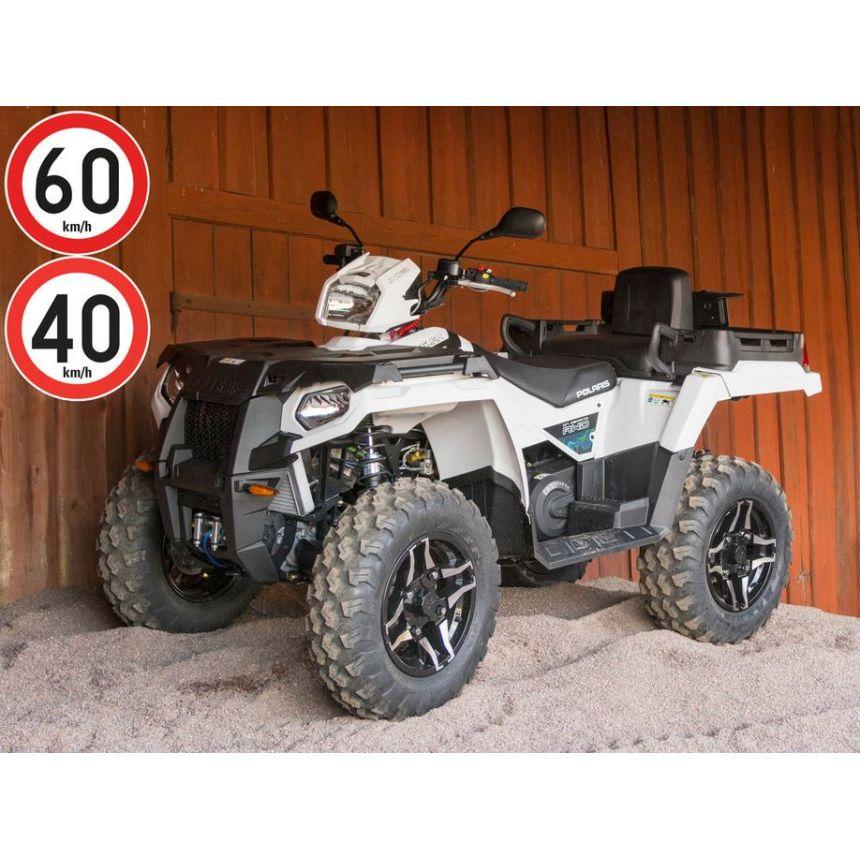 TRAKTORI POLARIS X2 570 NORDIC PRO 60km
