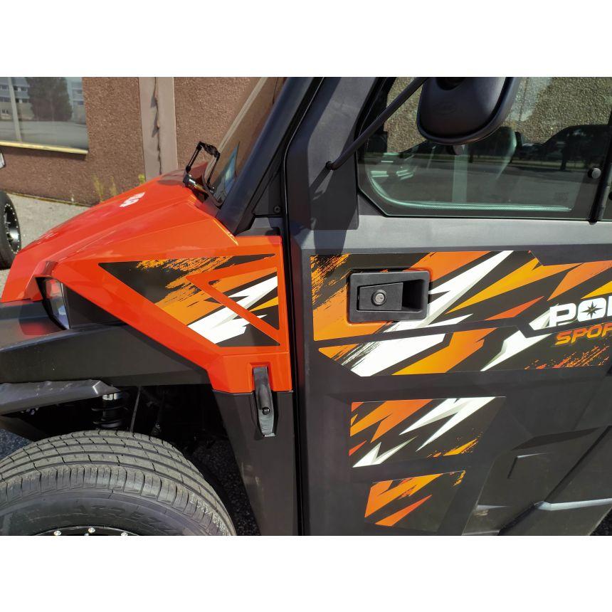 POLARIS RANGER 570 EPS EFI CABIN 60km/h