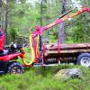 KRANMAN T1750 4WD METSÄVAUNU