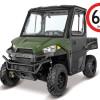 TRAKTORI RANGER CABIN 570 EPS EFI 60km/h