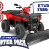 Polaris Sportsman 570 Winterpack- Kampanja
